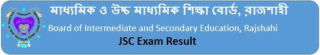 Check JSC Result 2020 Rajshahi Board