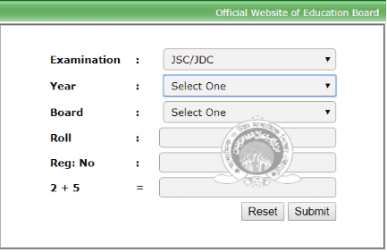 Download Jessore Board JSC/JDC 2021 Marksheet From Online