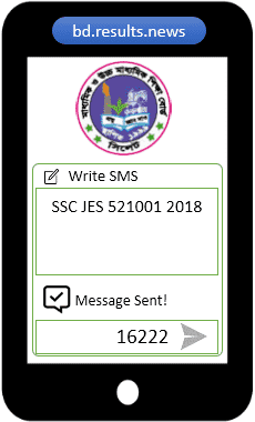Jessore Board SSC Result 2020 Via SMS