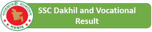 SSC Dakhil and SSC Vocational Result 2020 Bangladesh