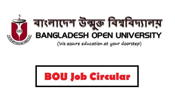 BOU Job 2019