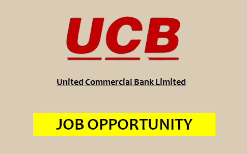 UCB Probationary Officer Job