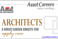 Asset Developments & Holdings Ltd Job Circular 2019 | Deadline: December 19, 2019 [BD Jobs]