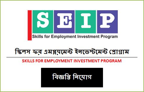 Jobs in SEIP 2020