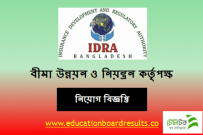 IDRA Job Circular 2020 | Deadline: October 22, 2020 at 05:00 PM [BD Jobs]